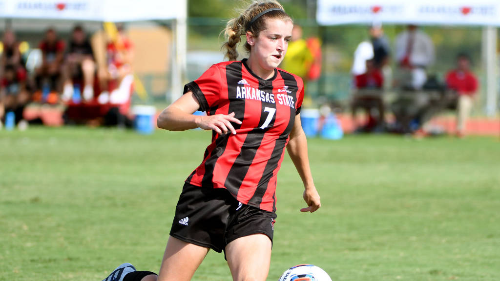 Sodoma, Husted Lead A-State Past Arkansas-Pine Bluff