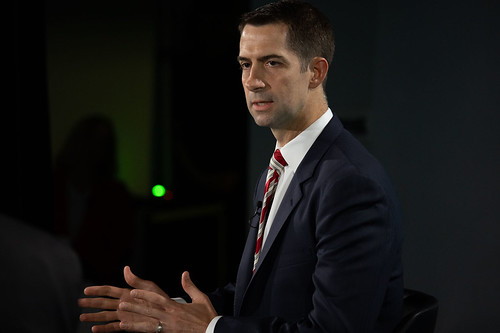 Cotton Statement on Attacks on Saudi Oil Facilities