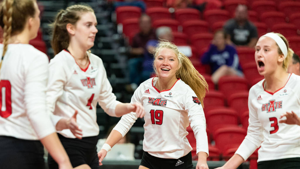 Red Wolves Close A-State Invitational With Sweep Over UAPB
