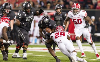 A-State Drops 37-20 Decision To Louisiana On Thursday Night