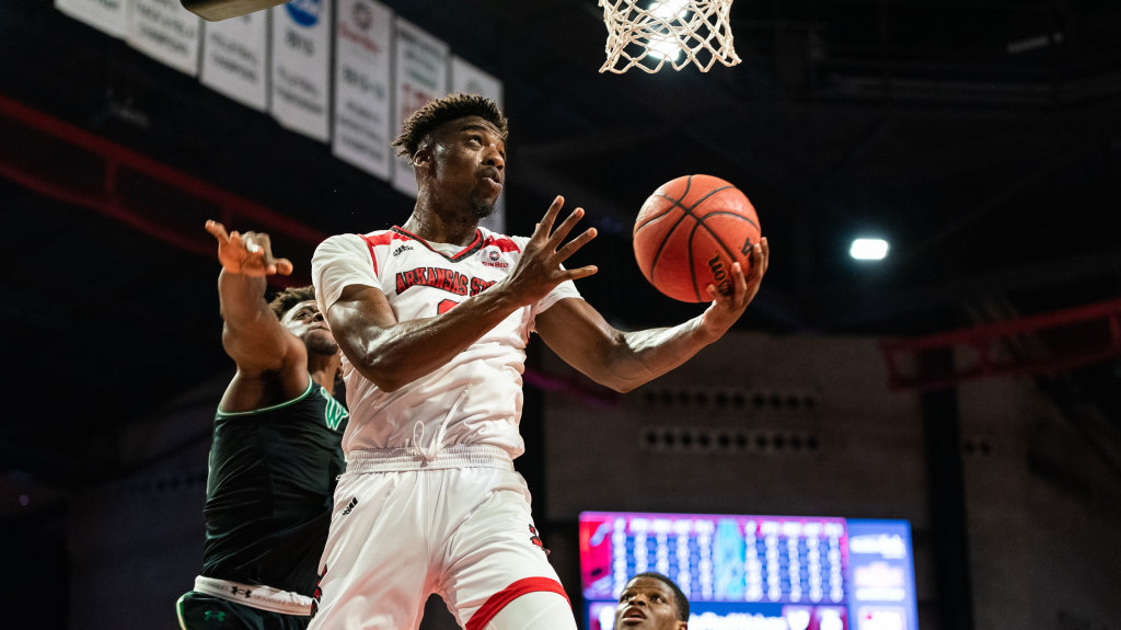 A-State Shoots Past Keydets 71-59 On Day One Of Red Wolves Classic