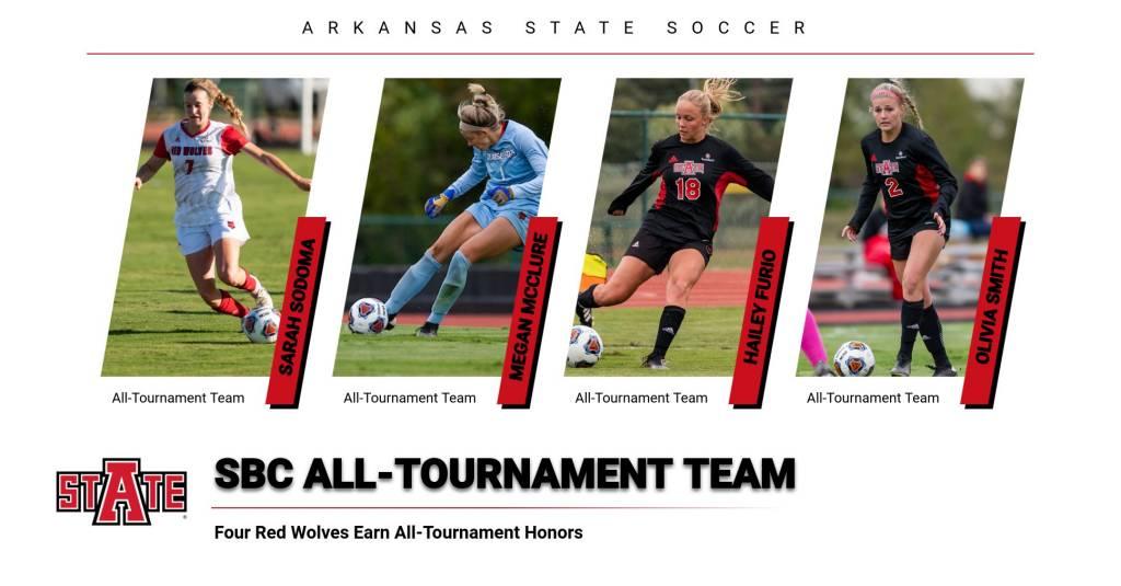 McClure, Furio, Sodoma, Smith Named to All-Tournament Team