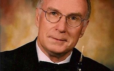 University Community Mourns Passing of Dr. Dan Ross
