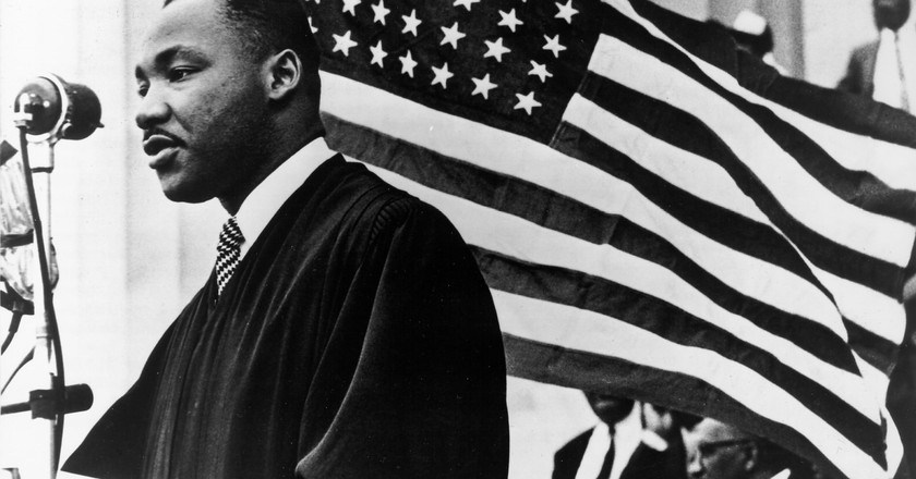 """To Celebrate Martin Luther King Jr Day 2020, King's Progeny Read From His 1965 """"American Dream"""" Speech (WATCH)"""