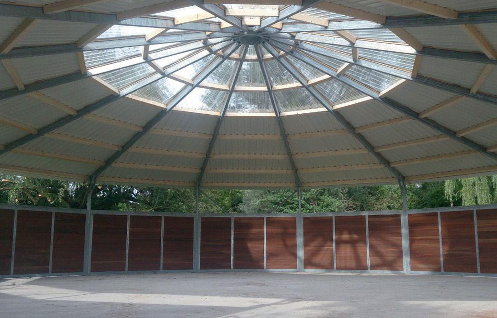 Klemm Trapezbleche - Metalldächer & Fassaden