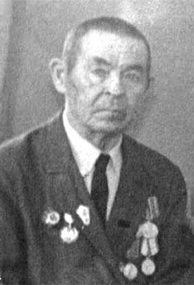 Бусыгин Антон Матвеевич
