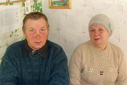 Анатолий Фёдорович и Валентина Ивановна Вагнер