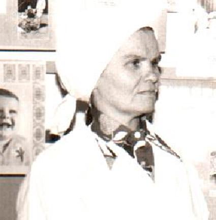 Баранова Елена Степановна