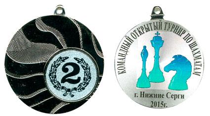 Командное первенство по шахматам в г.Н-Серги
