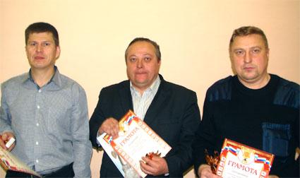 Предновогодний турнир по шахматам в г.Н-Серги