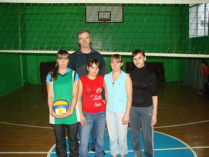 Первенство по волейболу 2011 года