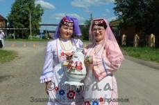 Участницы из д. Васькино
