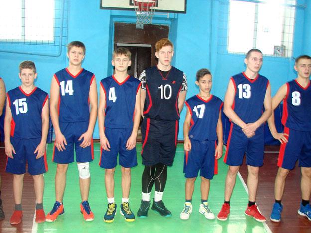 Открытое первенство среди мужчин по баскетболу