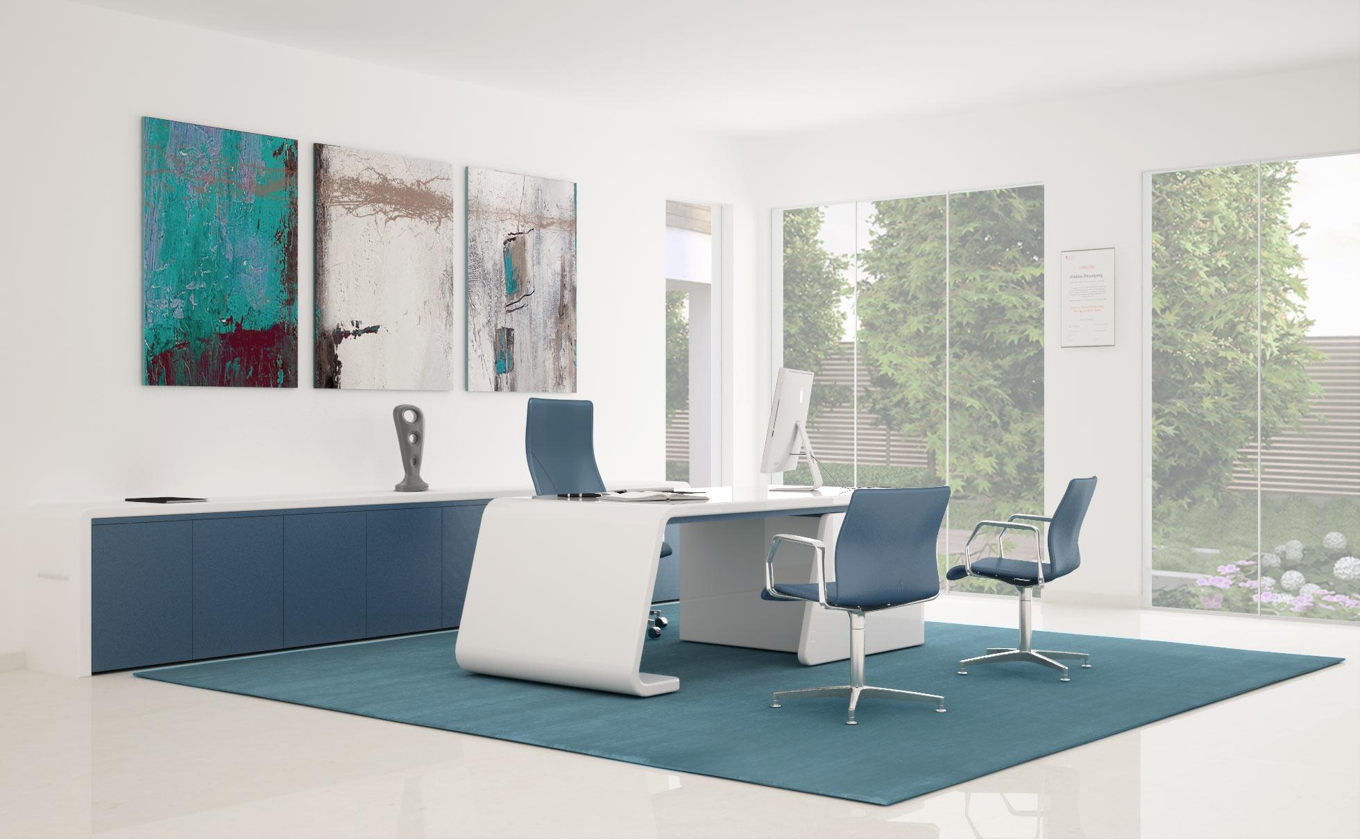 Fornitura arredamenti completi per uffici eleganti. Mobili Per Ufficio Direzionali Kleos Compositeur D Espace