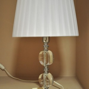LAMPADA IN CRISTALLO
