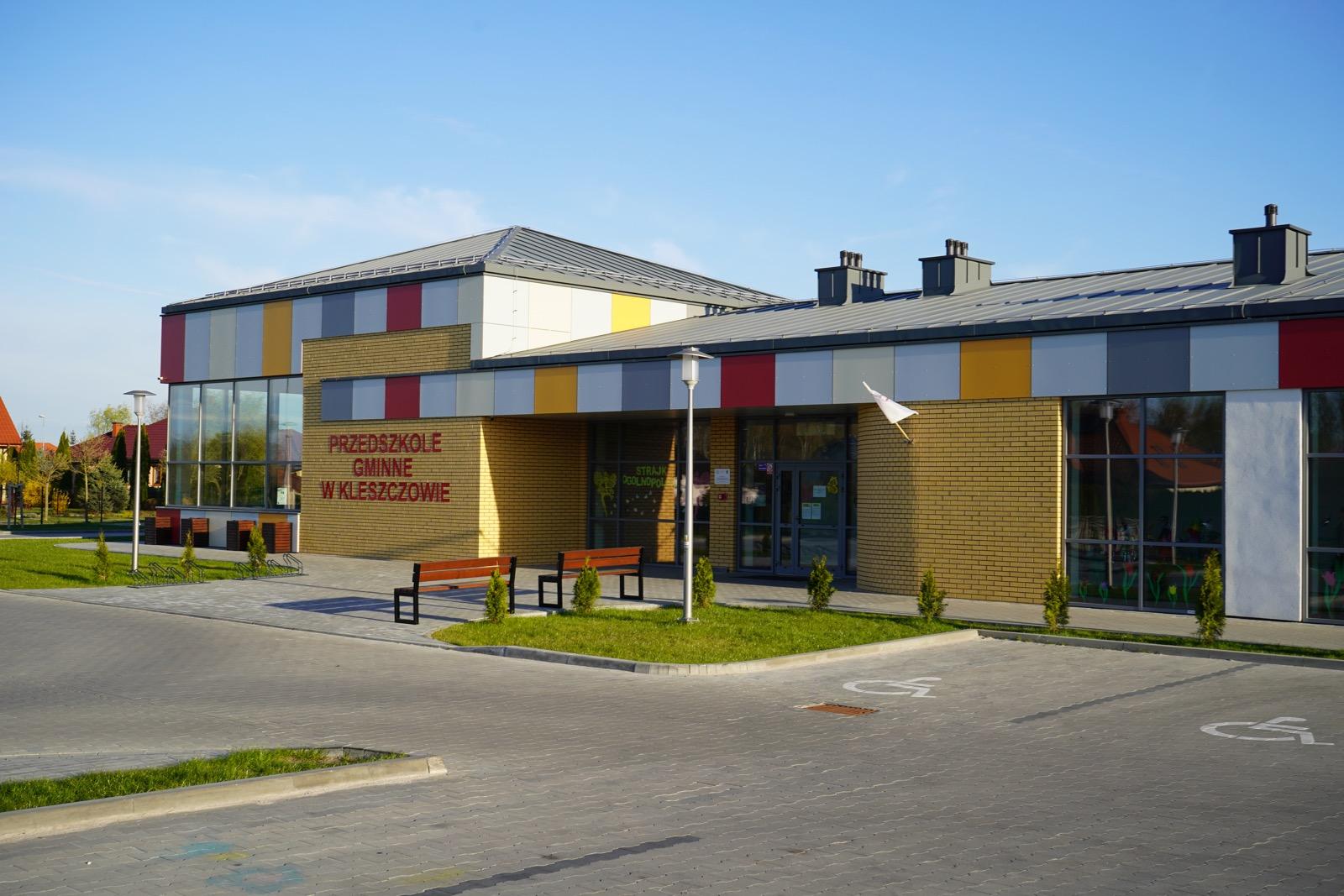 Przedszkole w Kleszczowie
