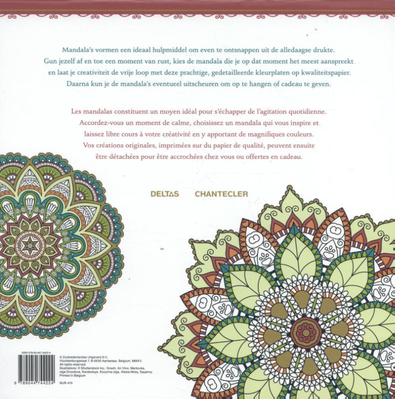 mandala kleuren voor volwassenen kleurplatennl nl