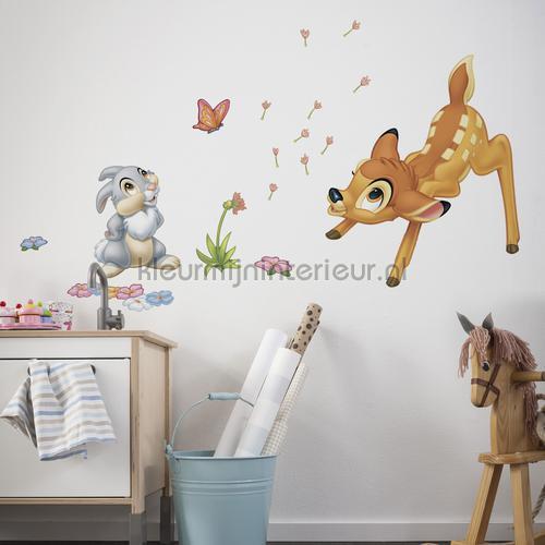 Visualizza altre idee su camerette, murale, camere da bambino. Bambi 14043h Adesivi Murali Disney Edition 3 Komar
