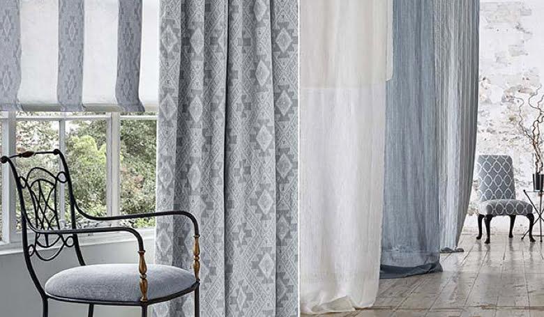 Pure linnen stoffengordijnen  Kleur op Kleur Interieur