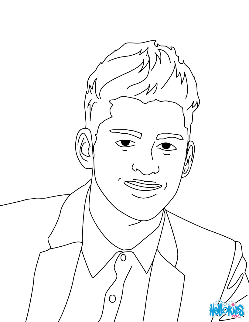 9 best ideas for coloring  Shawn Mendes Coloring Page