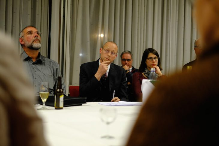 Wirtschaftsförderer Dr. Joachim Rasch: Welche Rolle spielt die Stadt?