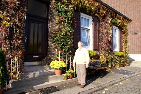 Der alte Mann und sein Haus