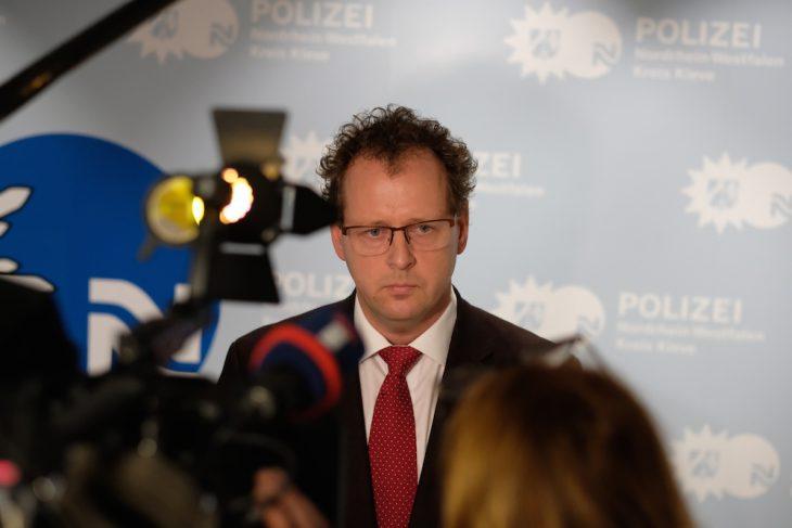 """""""Ein Beispiel für die typischen Gefahren des Internets"""": Staatsanwalt Hendrik Timmer"""