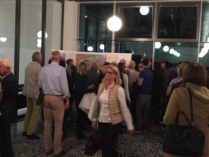 So sieht Bürgerbeteiligung heute aus (Foto: M. Cox)