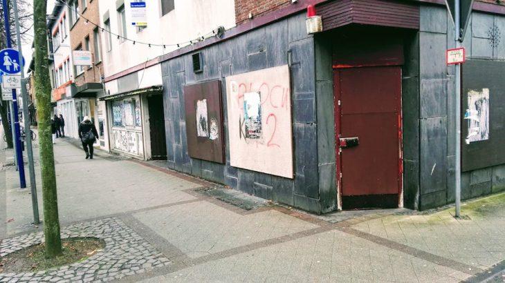 Ärgernis seit Jahrzehnten: Eckimmobilie Thaerstraße