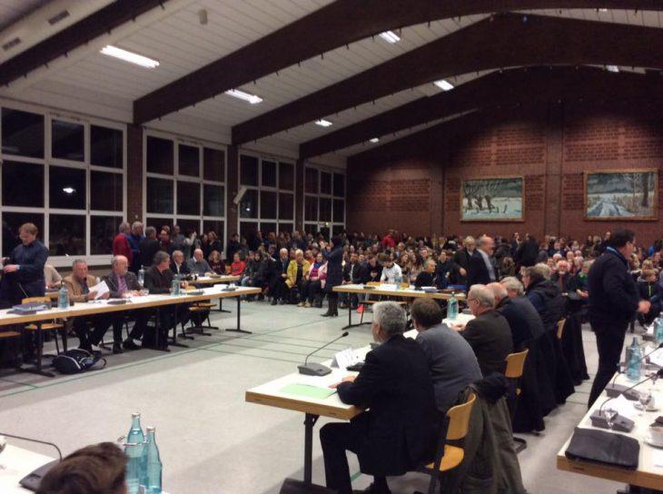 Nachsitzen: Der Stadtrat beriet den Widerspruch der Bürgermeisterin – und kam zu neuen Erkenntnissen (Foto: Stadt Kleve)