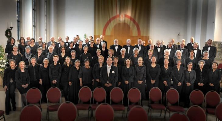 The voices of Cleve (Foto: © Städtische Singgemeinde Kleve)