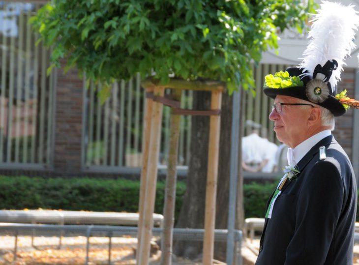 Prinz, Bürgermeister – und nun Monarch: Tho Brauer