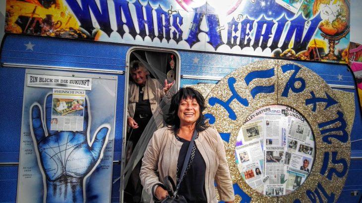 Sie weiß mehr, als wir wissen: Bürgermeisterin Sonja Northing (parteilos, hier nicht nach dem Gespräch mit Klaus-Jürgen Sontowski, sondern nach der Unterredung mit einer renommierten Zukunftsforscherin)