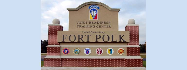 Welcome to Fort Polk_90702