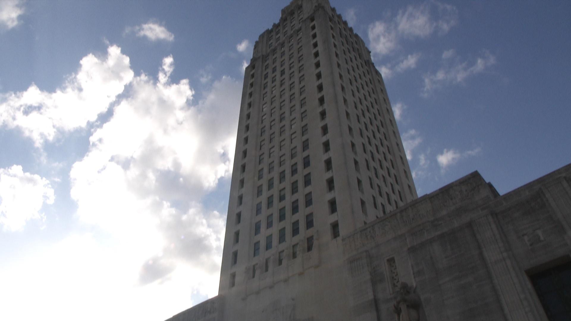 Louisiana State Capitol KLFY FILE_325809