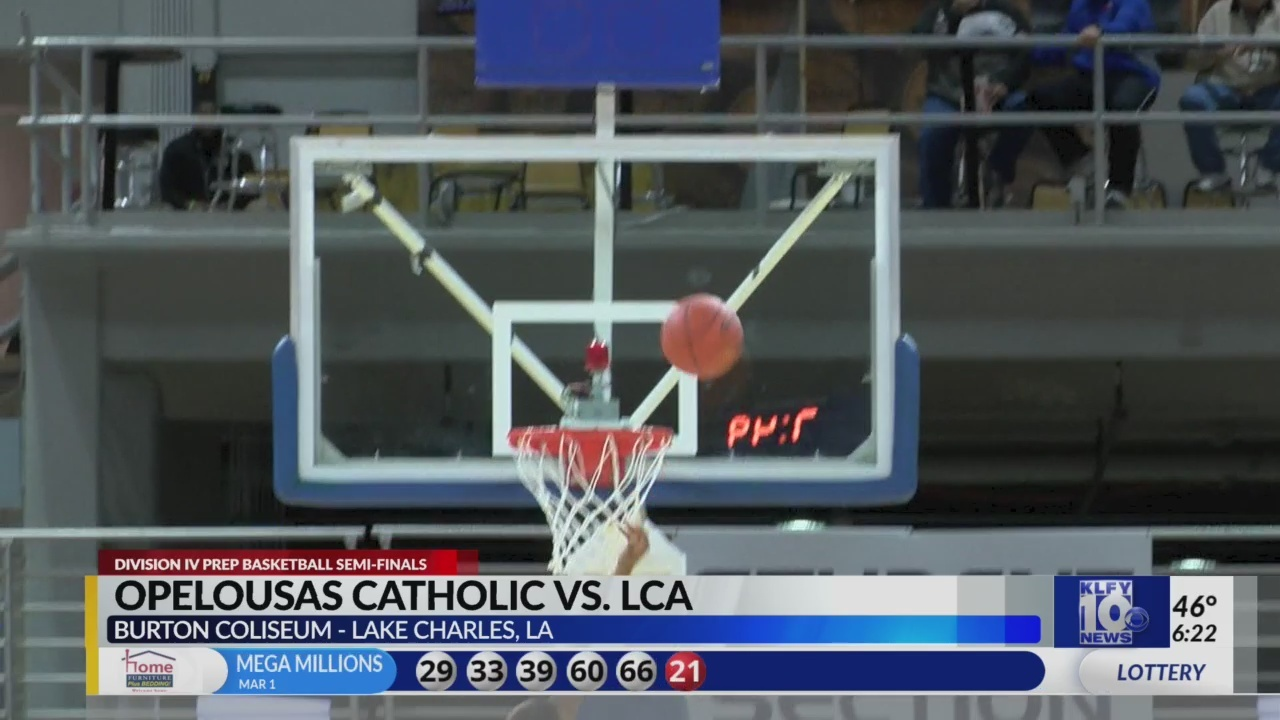 OPELOUSAS CATHOLIC VS. LCA