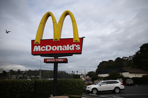 McDonald's November Sales Down Lower Than Expected_88304
