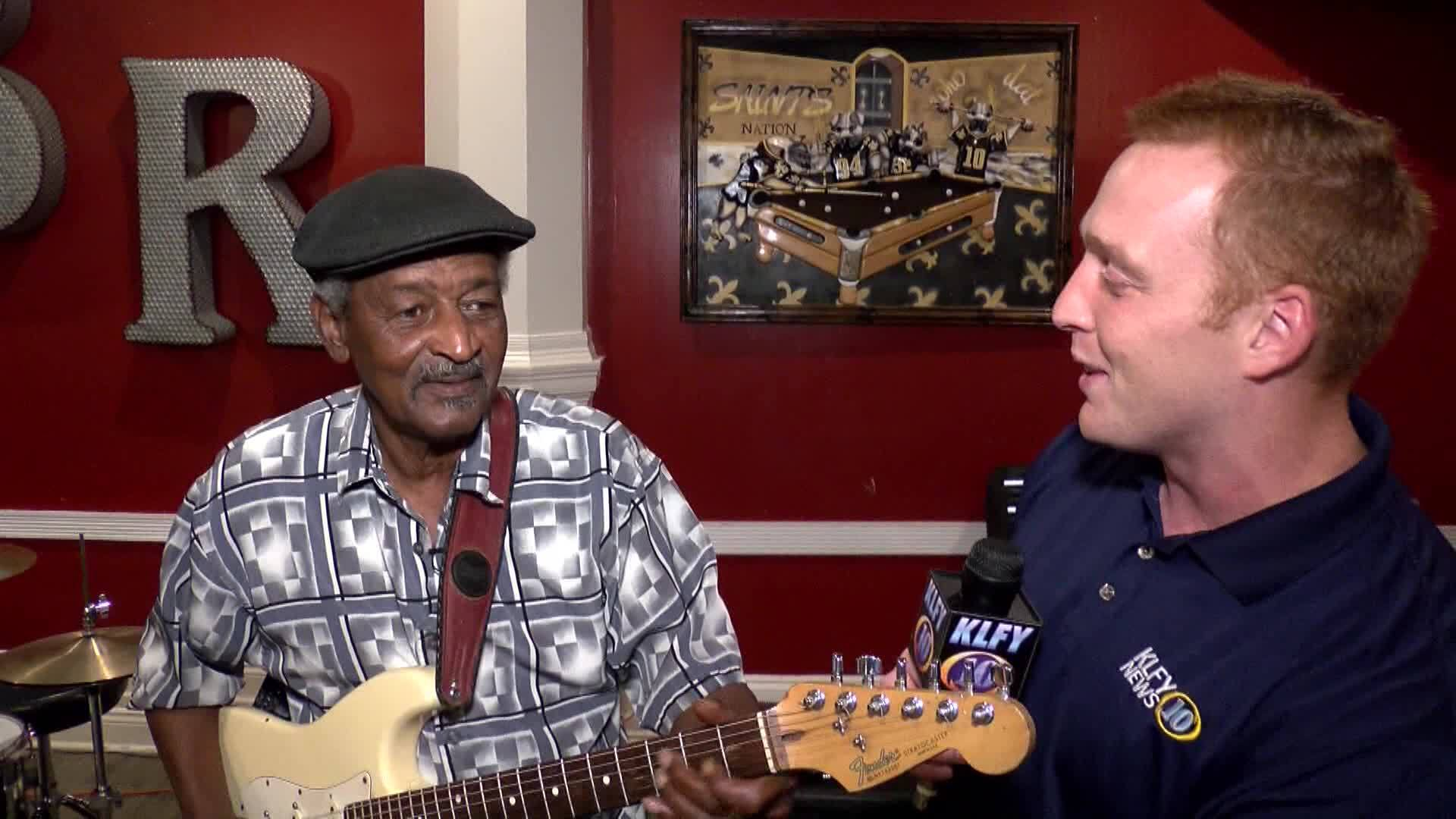 Acadiana Music Spotlight- Lil' Buck Sinegal Remembered