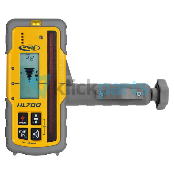 spectra precision rugged laser receiver