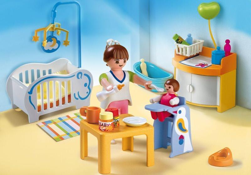 Playmobil Set 4286  Baby Room  Klickypedia