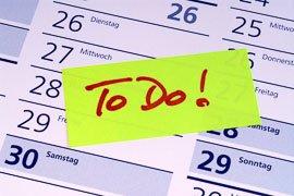 Steuerliche Maßnahmen zum Jahresende - Für Unternehmer