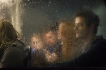 Image result for fogged up bus windows