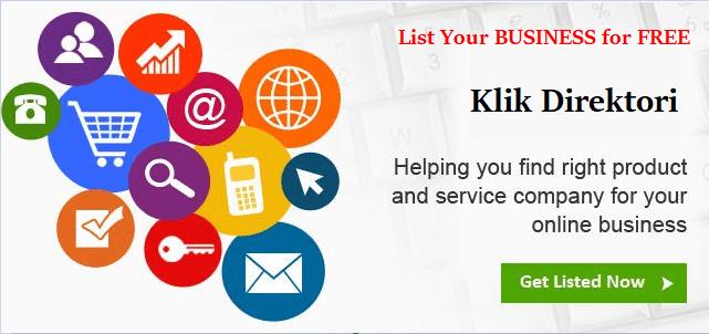 Listing KlikDirektori | KlikDirektori.com