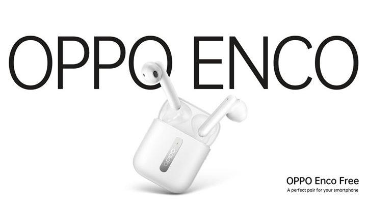 Oppo Telah Rilis Enco Free, Earphone Wireless yang Tahan