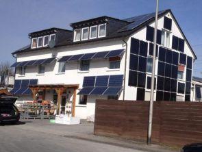 Gewerbegebiet Hamm-Heessen PV-Anlagen auf allen Dächern