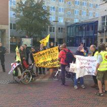 Demo in Lingen am 26.10.2019