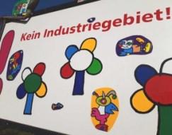Logo BI 'Kein Industriegebiet Geithe'