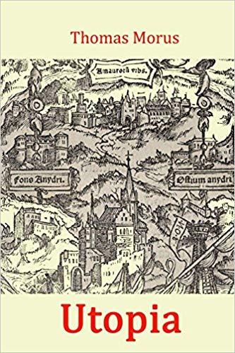 """Buch """"Utopia"""" von Thomas Morus"""