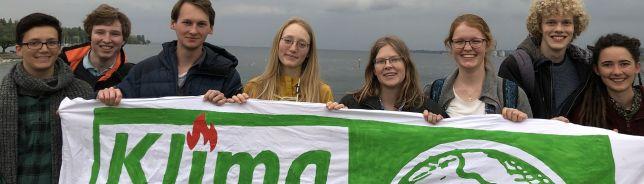 Banner von FFF Konstanz