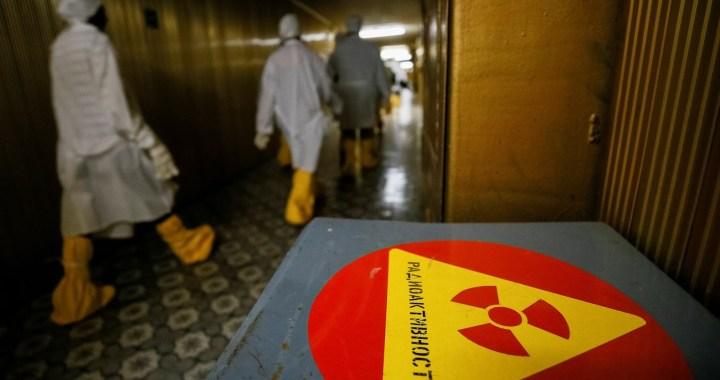 Chernobyl: dopo 32 anni l'energia arriverà dal sole